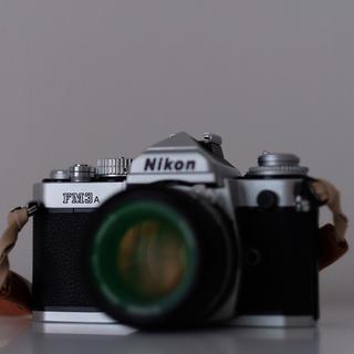 ニコン(Nikon)のNikon ニコン フィルムカメラ FM3A シルバー 本体(フィルムカメラ)