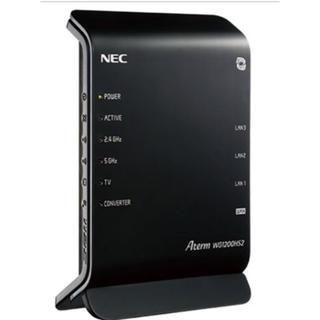 エヌイーシー(NEC)のPA-WG1200HS2 新品未使用(PC周辺機器)