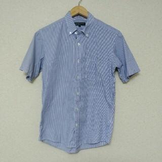 ビューティアンドユースユナイテッドアローズ(BEAUTY&YOUTH UNITED ARROWS)の【美品】ユナイテッドアローズのストライプシャツ(シャツ)