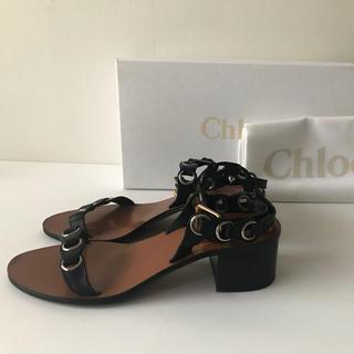 クロエ(Chloe)の値下☆2017AW☆chloe クロエ チェーン サンダル (サンダル)