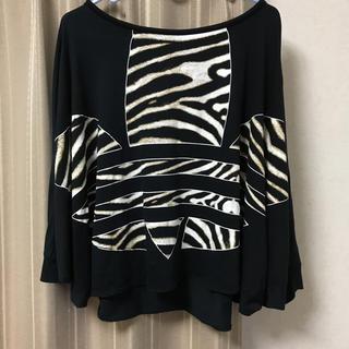アディダス(adidas)のアディダスドルマンTシャツ(Tシャツ(長袖/七分))