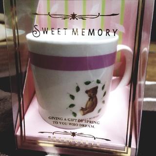 ナカムラヤ(中村屋)のプリティーマグカップ(グラス/カップ)