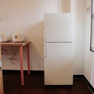 深澤直人デザイン無印冷蔵庫