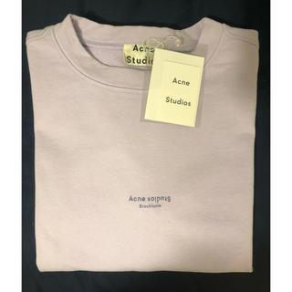 アクネ(ACNE)のacne studios Garment dyed sweatshirt(スウェット)
