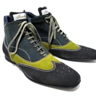 ステファノブランキーニ(STEFANO BRANCHINI)の新品!◆ stefano branchini TROFEO シューズ 11/ ◆(ブーツ)