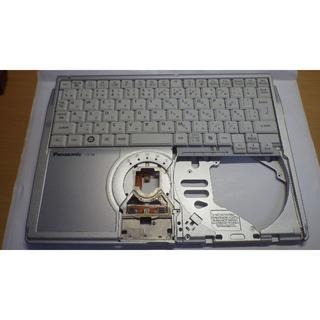 パナソニック(Panasonic)の【ジャンク品】CF-S9KY7CDPのキーボード部分(ノートPC)