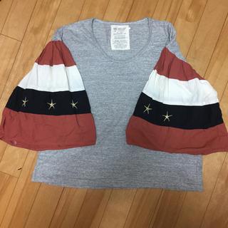 ゴートゥーハリウッド(GO TO HOLLYWOOD)のゴートゥーハリウッド  02 星条旗(Tシャツ/カットソー)