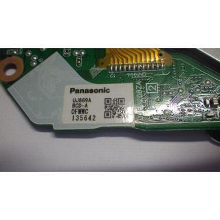 パナソニック(Panasonic)の【ジャンク品】CF-S9KY7CDPのDVDドライブ基板(ノートPC)
