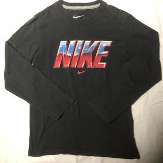 ナイキ(NIKE)の長袖ティシャツ(Tシャツ/カットソー(七分/長袖))