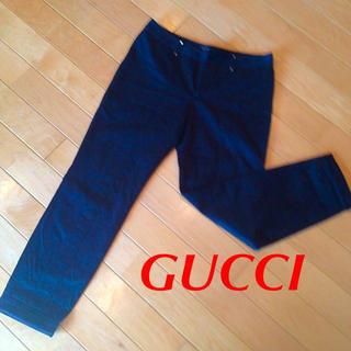 グッチ(Gucci)のGUCCI シンプル黒 (デニム/ジーンズ)