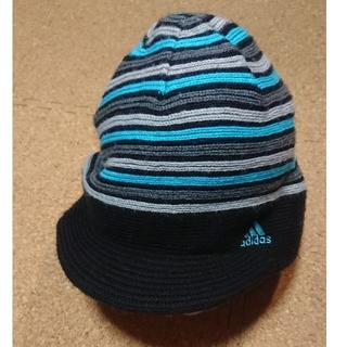 アディダス(adidas)ののん様専用【お値下げ】adidas  ニット帽(帽子)