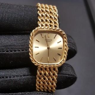 グランドセイコー(Grand Seiko)のmama2141様専用セイコークレドール18金無垢レディースヴィンテージウォッチ(腕時計)