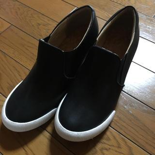 ジーユー(GU)のGU★インソールスニーカー★L(スニーカー)