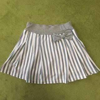 シマムラ(しまむら)のアンダーパンツ付きスカート♡140ぐらい(スカート)