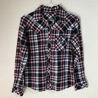 ドスチ(Dosch)のSPINKLE  チェックシャツ(シャツ/ブラウス(長袖/七分))