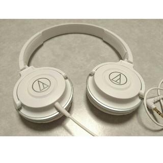オーディオテクニカ(audio-technica)のヘッドフォン(ヘッドフォン/イヤフォン)