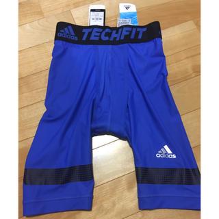 アディダス(adidas)のアディダス テックフィット クライマチル タイツ スパッツ(トレーニング用品)