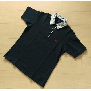 バーバリー(BURBERRY)のお値下げ バーバリー  ロンドン  M  ポロシャツ 半袖(ポロシャツ)
