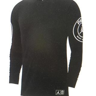 ナイキ(NIKE)のL nike psg ロングスリーブ ロンT bcfc パリ・サンジェルマン新品(Tシャツ/カットソー(七分/長袖))