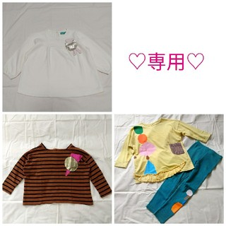 アニカ(annika)の専用♡4点おまとめ♡(Tシャツ/カットソー)