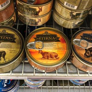猪と鹿の缶詰5種類×500点セット(缶詰/瓶詰)