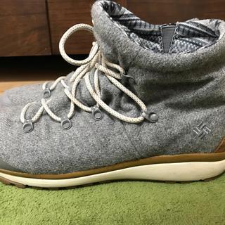 コロンビア(Columbia)のコロンビア オムニテッククイックミッド 28cm レインシューズ 防水(長靴/レインシューズ)
