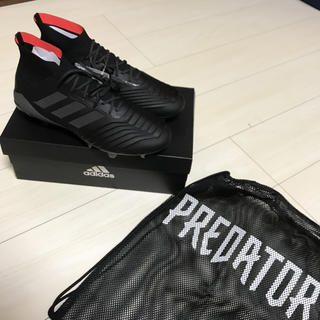 アディダス(adidas)のアディダス  プレデター18.1 FG(シューズ)