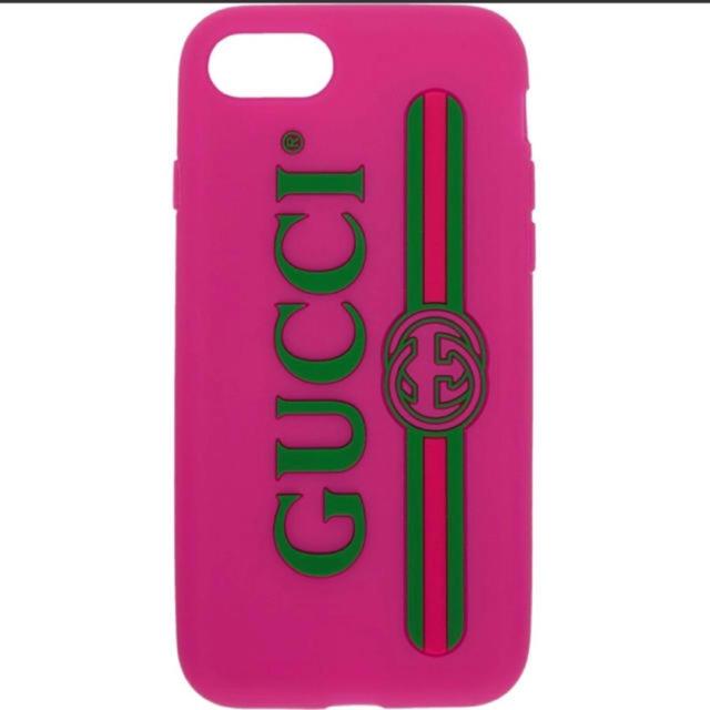 iphone8 plus ケース 耐衝撃 / Gucci - グッチアイフォン  ケースカバー正規品♡の通販 by ren|グッチならラクマ