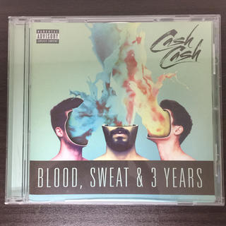 CASH CASH BLOOD,SWEAT&3YEARS(クラブ/ダンス)