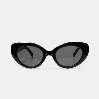 ザラ(ZARA)の新品 完売品 ZARA キャッツアイサングラス(サングラス/メガネ)