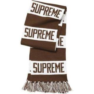 シュプリーム(Supreme)のsupreme16aw bar stripe scarf(マフラー)