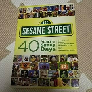 セサミストリート(SESAME STREET)のセサミストリート 40周年記念 DVD(キッズ/ファミリー)