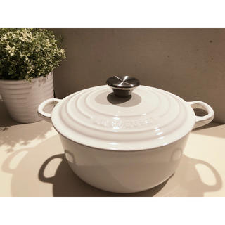 LE CREUSET - ★coco様お取り置き品★  ルクルーゼ■ココット20