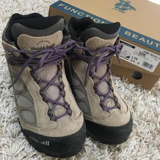モンベル(mont bell)のモンベル 登山靴 トレッキングシューズ ティトンブーツ (登山用品)