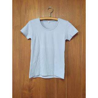 【無印良品】汗ジミしにくいTシャツ Mサイズ