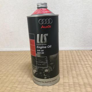 アウディ(AUDI)のアウディ  504 ロングライフエンジンオイル(メンテナンス用品)