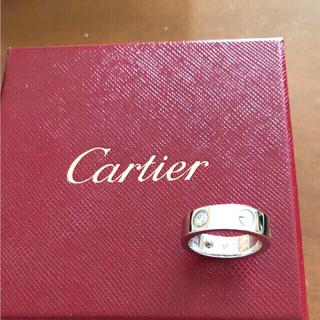 カルティエ(Cartier)のカルティエ3Pラブリング(リング(指輪))