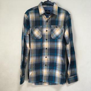 アメリカンイーグル チェックシャツ XS