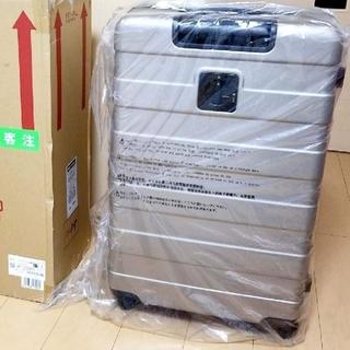 ムジルシリョウヒン(MUJI (無印良品))の(追加あり)未使用美品☆MUJI スーツケース85L MUJI キャリーケース(旅行用品)