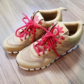 アディダス(adidas)の★アディダス製 トレッキングシューズ スレあり 25.5cm★(登山用品)