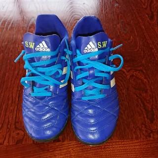 アディダス(adidas)のトレーニングシューズ24、5cm(シューズ)