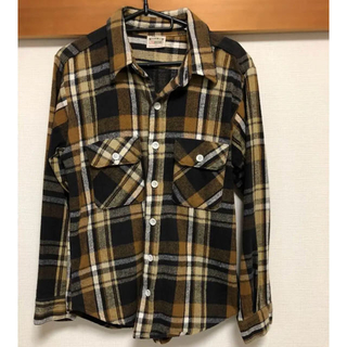 ビューティアンドユースユナイテッドアローズ(BEAUTY&YOUTH UNITED ARROWS)のFIVE BROTHER ネルシャツ(シャツ)