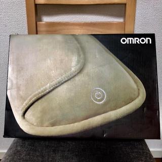 オムロン(OMRON)の*未開封*未使用*オムロン クッション マッサージャOMRON (マッサージ機)