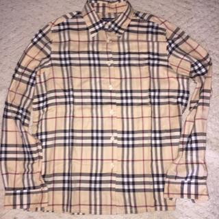 バーバリー(BURBERRY)のバーバリー Burberry チェックワイシャツ(シャツ)