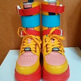 ヨースケ(YOSUKE)の送料無料(未使用)ヨースケのスニーカーブーツ(ブーツ)