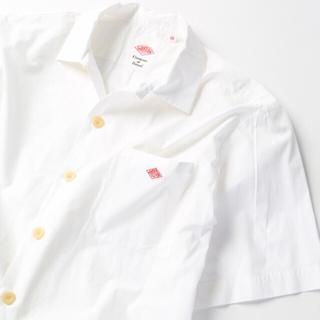 ダントン(DANTON)のダントン オープンカラーシャツ(シャツ)