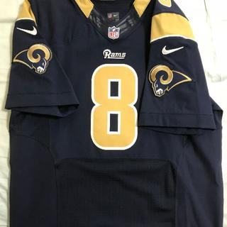 ナイキ(NIKE)のSt. Louis Rams Elite Jersey (Size 48)(アメリカンフットボール)