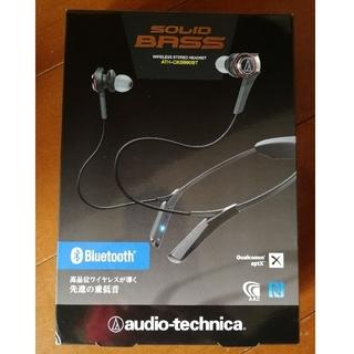 オーディオテクニカ(audio-technica)の【重低音】オーディオテクニカ SOLID BASS ATH-CKS990BT(ヘッドフォン/イヤフォン)