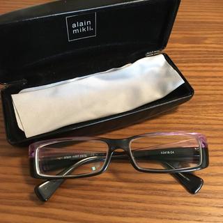 アランミクリ(alanmikli)のalain mikli アランミクリ A0418-04 メガネ(サングラス/メガネ)
