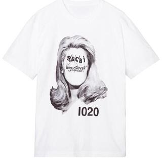 アンダーカバー(UNDERCOVER)のundercover×sacai Tシャツ(Tシャツ/カットソー(半袖/袖なし))